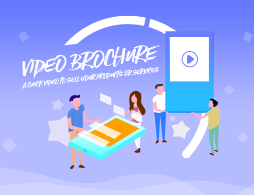 The keywords to help you search video brochure
