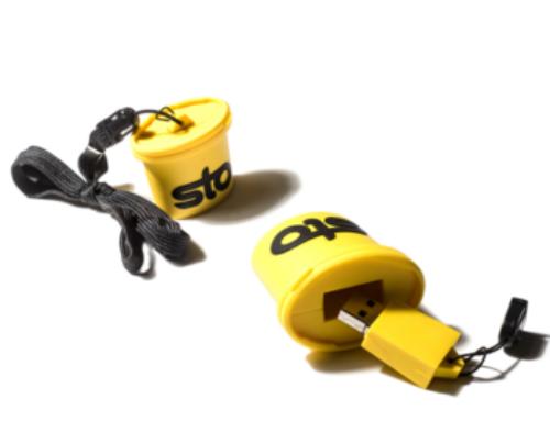 Factory Professional Custom 2/3D shape pvc usb flash dirve 2gb Memory Stick