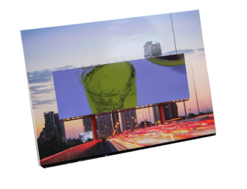 Unique Billboard Video brochure