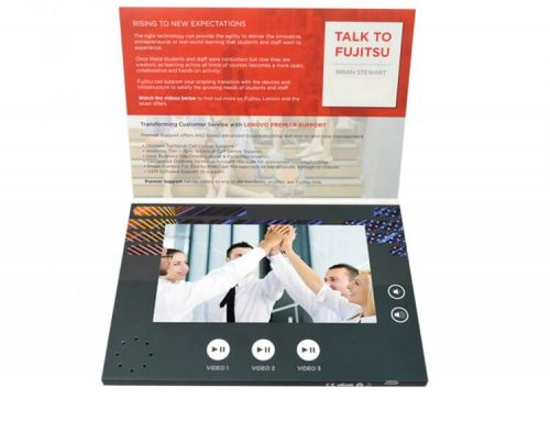 Video in Print help your business