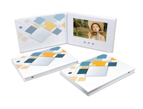 Half Page Video Brochures