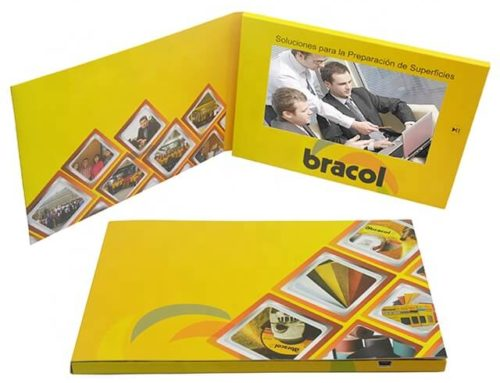 Video Brochure/Box make your company great