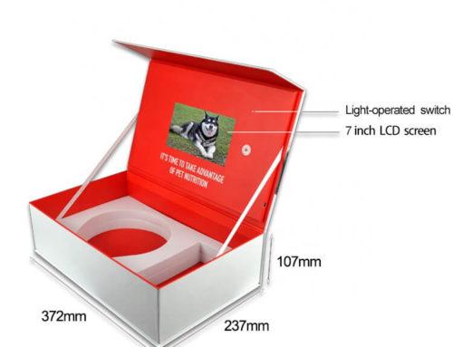 5.0 inch Video Box
